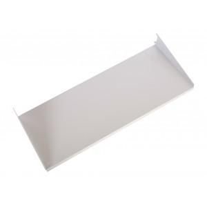 Полка для стойки клавиатурная навесная, глубина 200 мм, цвет черный