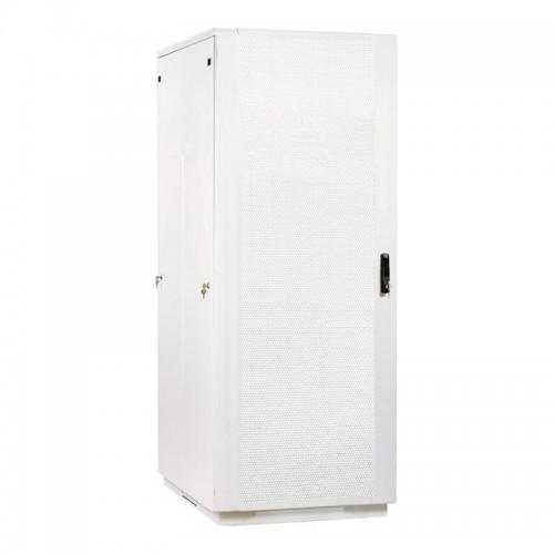 """Шкаф ЦМО 19 """" телекоммуникационный напольный 42U (600x600) дверь перфорированная 2 шт. ШТК-М-42.6.6-44АА"""