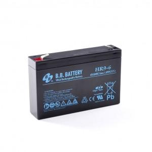 Аккумуляторная батарея В.В.Battery HR 9-6