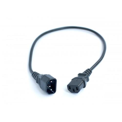Шнур питания MDX C14-C13, 3х0.75, 220В, 10А, 3 метра MDX-Cab-C14-C13-3