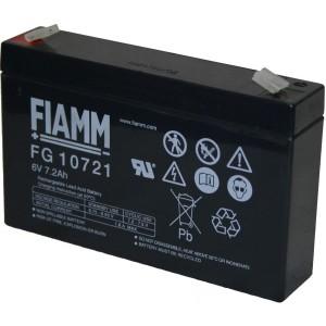 Аккумуляторная батарея Fiamm FG10721 (6V 7.2Ah)