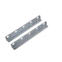 Комплект уголков опорных (направляющие) для настенных шкафов, глубина 450 мм, нагрузка до 50 кг.