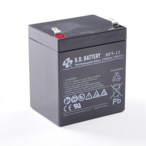 Аккумуляторная батарея В.В.Battery BP 5-12