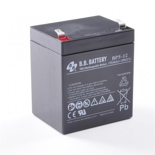 Аккумуляторная батарея В.В.Battery BP 5-12 BP 5-12