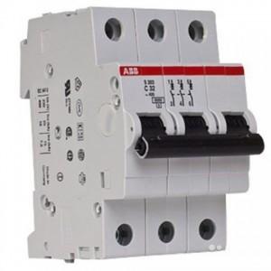 Автоматический выключатель ABB STOS203 C32 3п 32А  6кА (2CDS253001R0324)