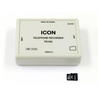 Автономное одноканальное устройство записи телефонных переговоров с сетевым доступом TR1NS