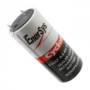 Аккумулятор одноэлементный  EnerSys Cyclon E cell 2V 8Ah