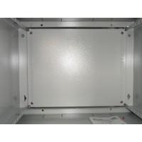 Стенка задняя к шкафу ШРН, ШРН-Э и ШРН-М 9U в комплекте с крепежом, цвет черный