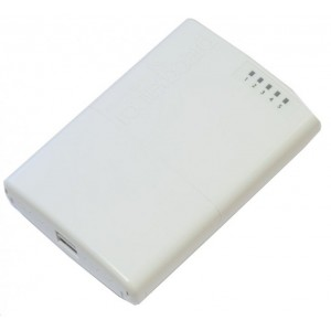 Маршрутизатор MikroTik RB750P-PBR2 PowerBOX with 650MHz CPU, 64MB RAM, 5xLAN (four with PoE out)