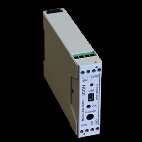 Автоинформатор для входа MOH или абонентской линии MusicBox M4B MusicBox M4B