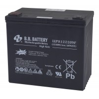Аккумуляторная батарея UPS12220W (12V 53Ah)