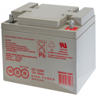 Аккумуляторная батарея WBR GP12400 (12V 40Ah)