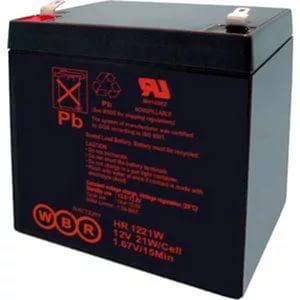 Аккумуляторная батарея WBR HR1221W F2 (12V 5Ah)