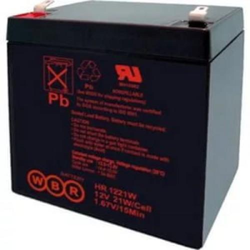 Аккумуляторная батарея WBR HR1221W F2 (12V 5Ah) WBRHR1221
