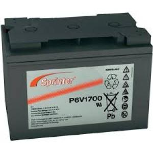 Аккумулятор Sprinter P6V1700 (6V 122Ah)