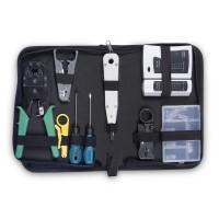 Cabeus HT-TK-01 Набор инструментов (обжим, забивка, зачистки, отвертки, тестер, коннекторы)