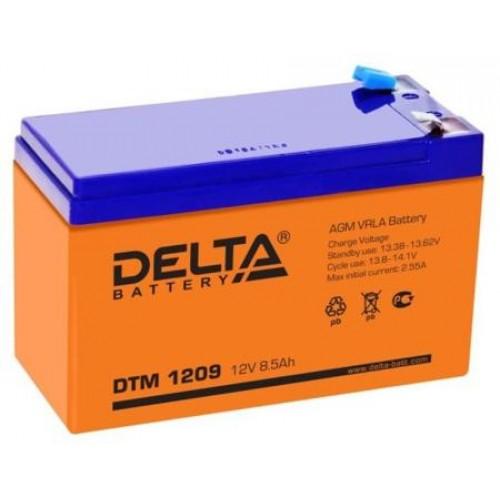 Аккумуляторная батарея Delta DTM 1209 DTM1209