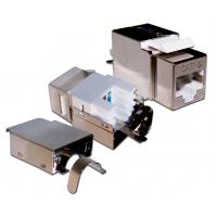 LAN-OK45S6/180 Модуль Keystone, RJ45, кат.6, STP, 180 градусов