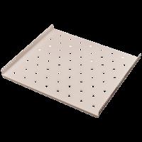 Полка для настенных шкафов глубиной 600 мм, 4 точки, нагрузка - 60 кг