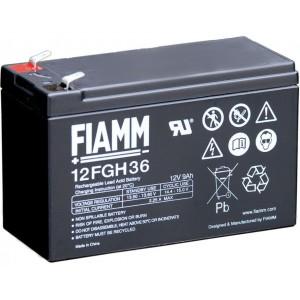 Аккумуляторная батарея Fiamm 12FGH36 (12V 9Ah)