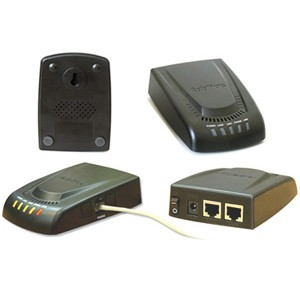 ADD-AP100B Шлюз VoIP AddPac, 2 FXS, 1 резервный порт ТФОП, 2x10/100 BaseT