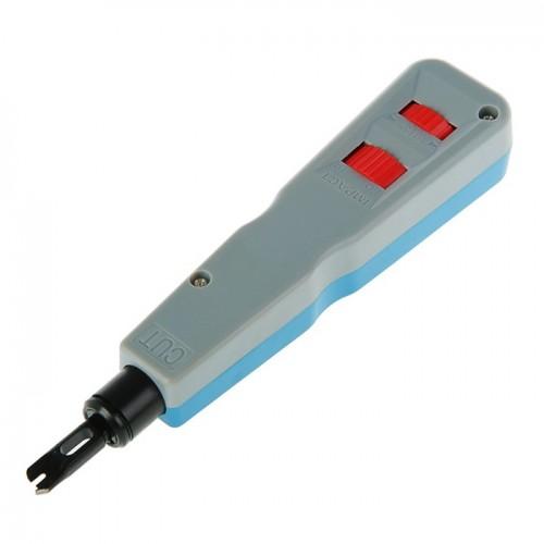 Ударный инструмент для разделки контактов со 110-ми ножами LAN-PND-110