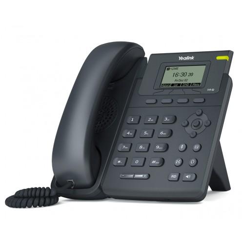 IP-телефон, 1 SIP линия, PoE, Yealink SIP-T19P E2 SIP-T19P