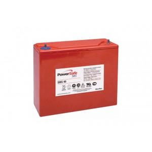 Аккумулятор Powersafe SBS 40 (12V 38Ah)