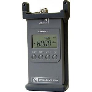 Портативный измеритель мощности FOD-1204 (InGaAs, 0.85/0.98/1.31/1.48/1.55 mkm, FC, -73...+7 dBm)