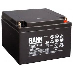 Аккумуляторная батарея  Fiamm FG22703 (12V 27Ah)