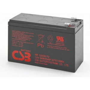 Аккумуляторная батарея CSB HR1234W