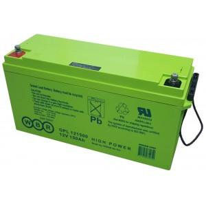 Аккумуляторная батарея WBR GPL121500 (12V 150Ah)