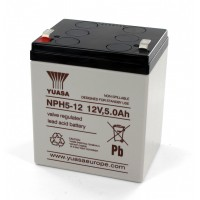 Аккумуляторная батарея Yuasa NPH5-12