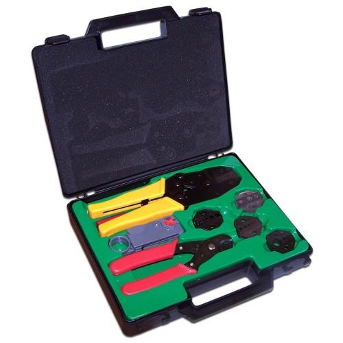 Набор инструментов LAN-NT-TK/COAX для работы с коаксиальным кабелем LAN-NT-TK/COAX