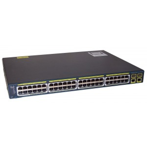 Коммутатор Cisco Catalyst WS-C2960+48PST-L