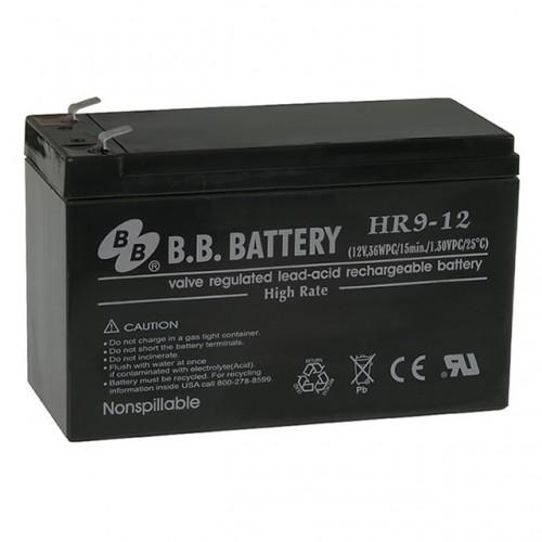 Аккумуляторная батарея В.В.Battery HR 9-12 BB HR9-12