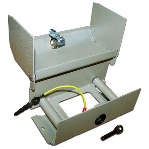 Настенный распределительный бокс, металл, 1 плинт, 10 пар, с замком TWT-DB10-1P/KM TWT-DB10-1P/KM