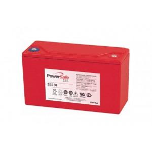 Аккумулятор Powersafe SBS 30 (12V 26Ah)
