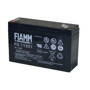 Аккумуляторная батарея Fiamm FG11201 (6V 12Ah)