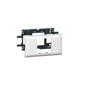 Суппорт Mosaic - для кабель-каналов DLP с шириной крышки 65 мм - 2 модуля
