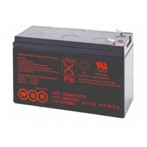 Аккумуляторная батарея WBR HRL1234WF2 (12V 9Ah)