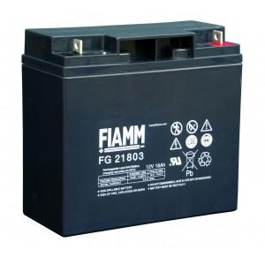 Аккумуляторная батарея  Fiamm FG21803  (12V 18Ah)