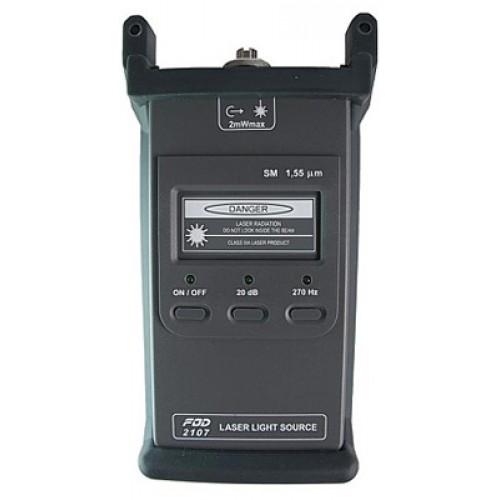 Источник лазерного излучения FOD-2107 (1550 nm/SM, FC) FOD-2107