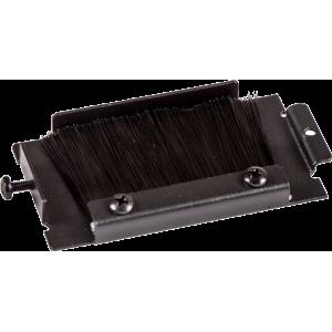 Комплект щеточных вводов для вертикальных профилей шкафа LANMASTER DCS 42U шириной 800 мм