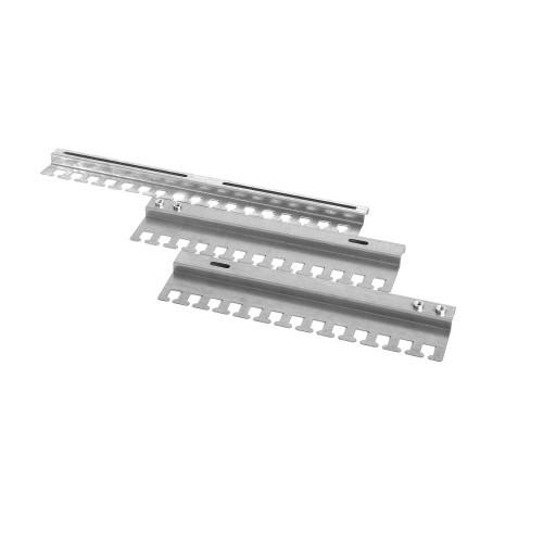 Органайзер кабельный горизонтальный раздвижной 450-1000 мм ГКО-45-100