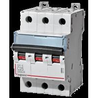 Автоматический выключатель Legrand  DX3-E C25 3П 6kA (407293)