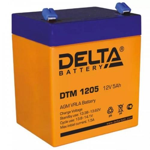 Аккумуляторная батарея Delta DTM 1205 DTM1205