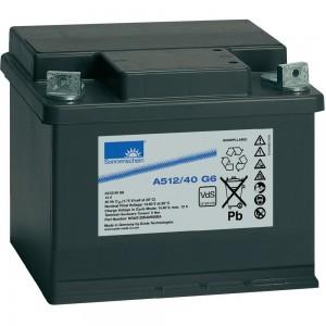 Аккумулятор гелевый Sonnenschein A512/40 G6 (12V 40Ah) GEL