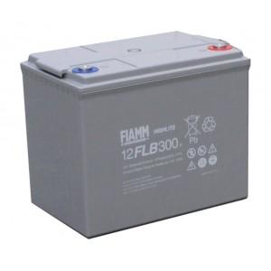 Аккумуляторная батарея  Fiamm 12 FLB 300 P (12V 80Ah)