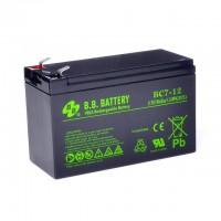 Аккумуляторная батарея В.В.Battery BC 7-12